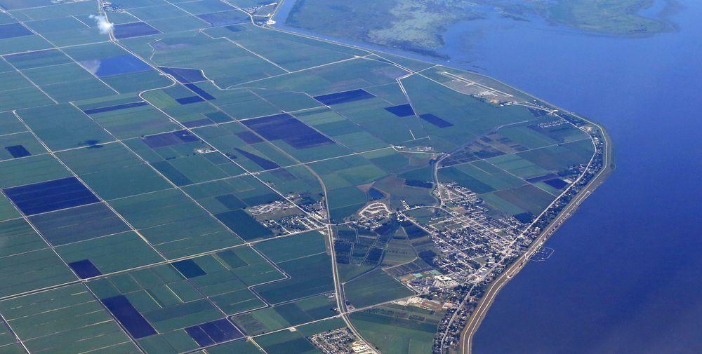Pahokee in Palm Beach County, Florida