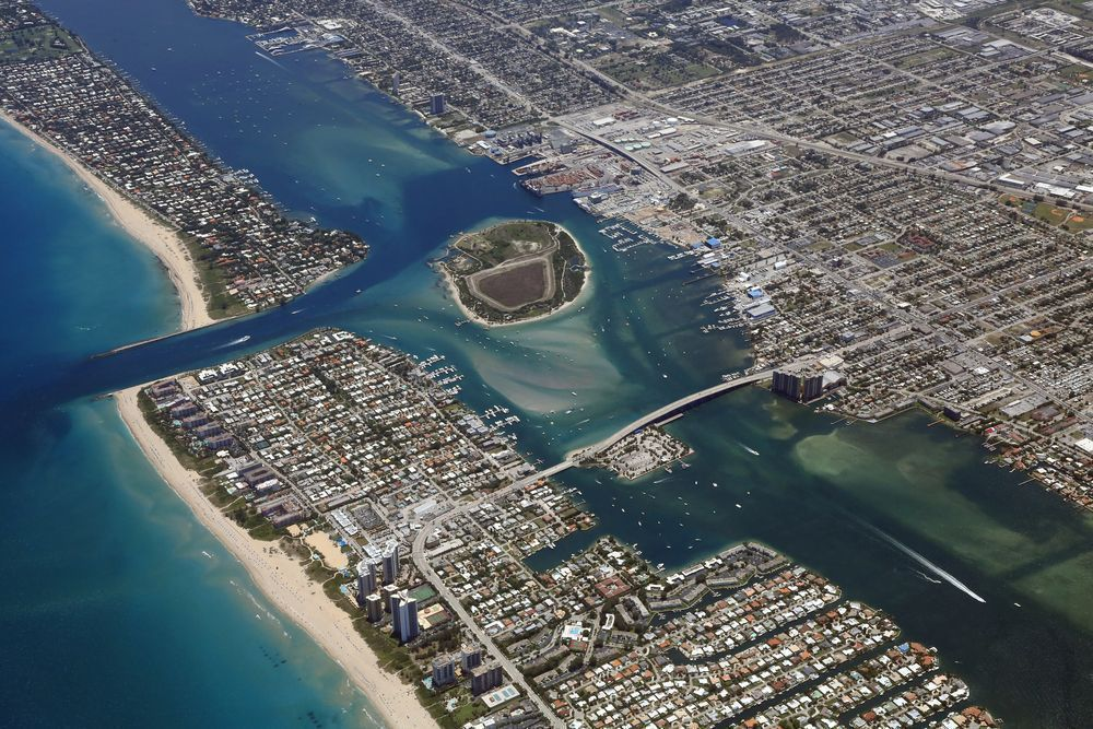 North Palm Beach in Palm Beach County, Florida