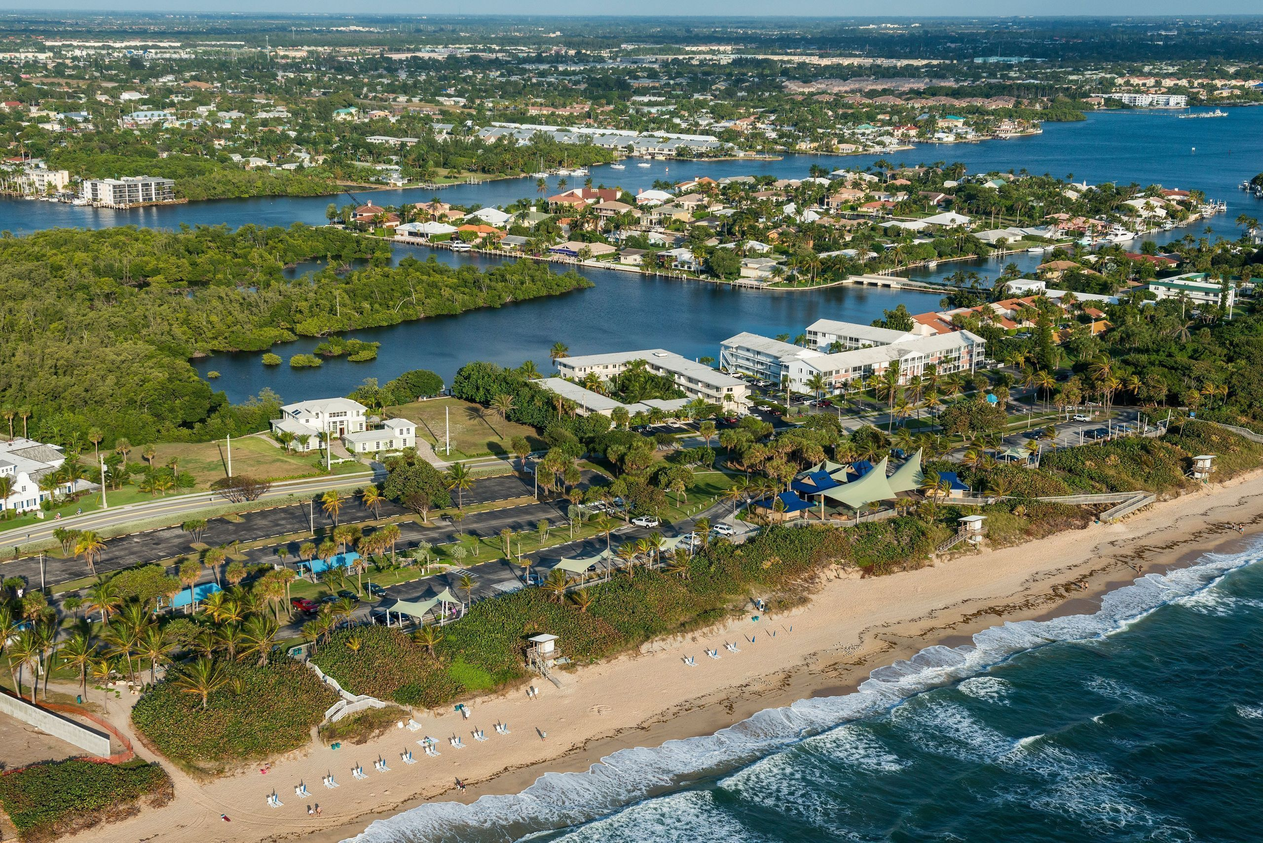 Ocean Ridge in Palm Beach County, Florida