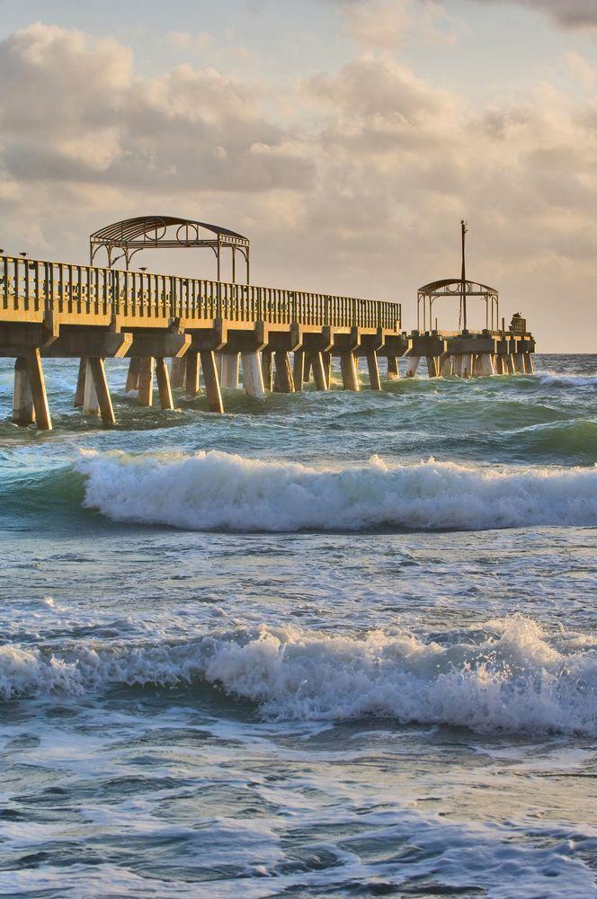 Lake Worth in Palm Beach County, Florida