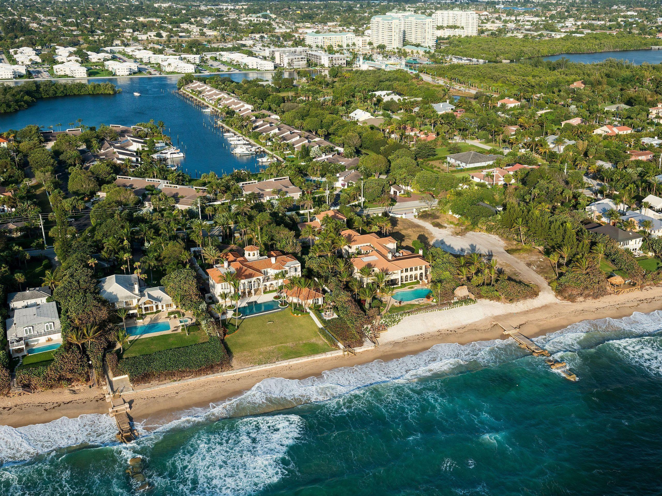 Manalapan in Palm Beach County, Florida