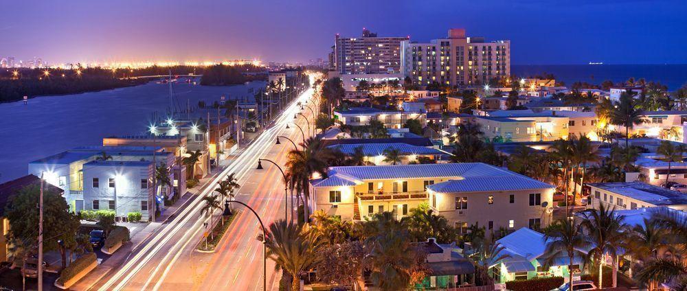 Hollywood in Broward County, Florida