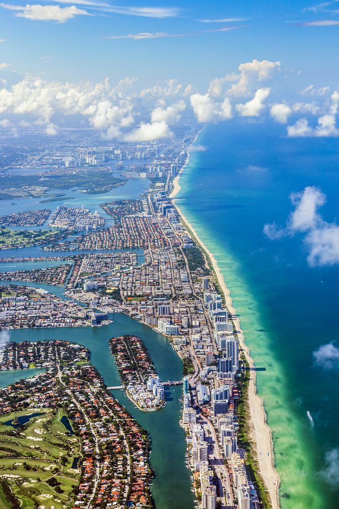 North Miami Beach in Miami-Dade County, Florida