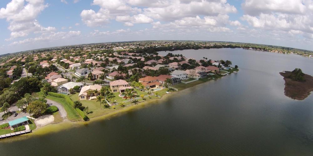 Palm Beach Gardens in Palm Beach County, Florida