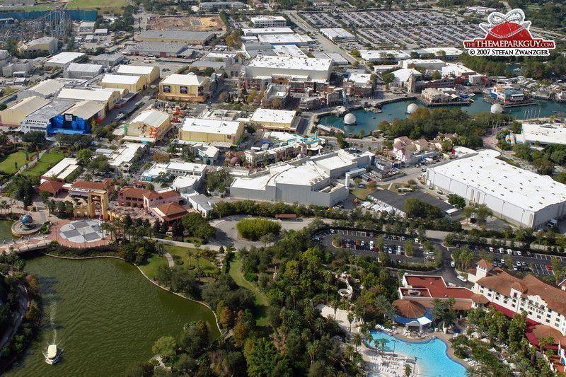 Universal Park in Miami-Dade County, Florida