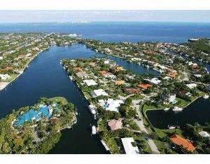 Cutler Bay in Miami-Dade County, Florida