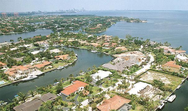 Cutler Ridge in Miami-Dade County, Florida